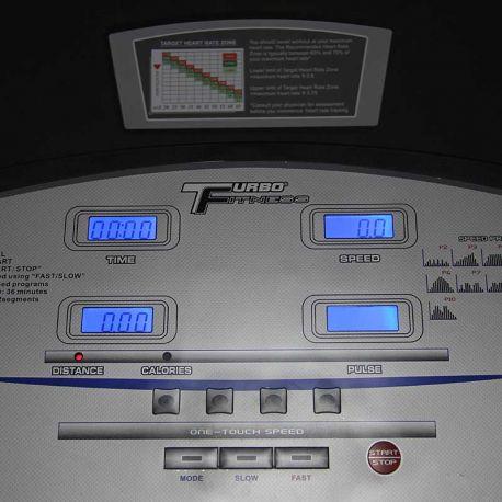 تردمیل turbo fitness tf100